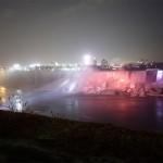 Chutes du Niagara (américaines) by night