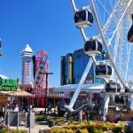 """Une partie du """"Disneyland"""" qui jouxte les chutes du Niagara"""
