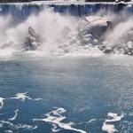 Chutes du Niagara américaines (les petites)