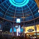 La galerie intérieure du casino