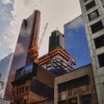 ça construit toujours dans le Discovery District de Toronto