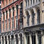 Immeubles de style européens dans le quartier ST Lawrence