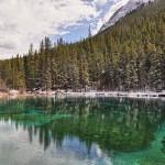 Les couleurs bien réelles du Grassi Lake