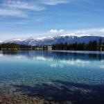 Les eaux cristallines du Lac Beauvert - Jasper