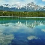 Eau pure et cristalline pour le Lac Beauvert
