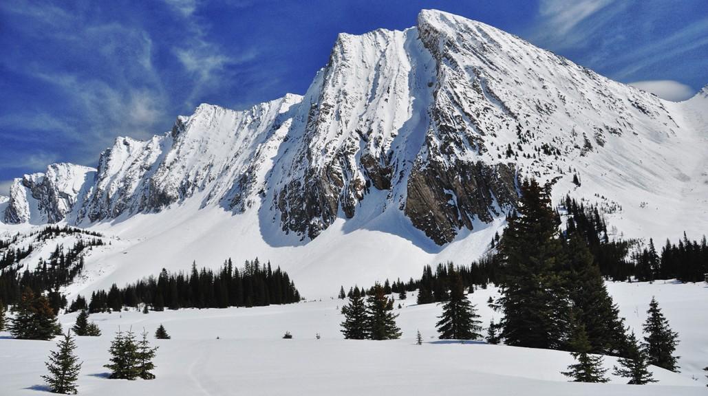 Le Mont Chester (Alberta)
