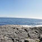 Vue panoramique de Boatany Bay - BC, Canada