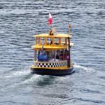 Bateaux taxi à Victoria - Canada