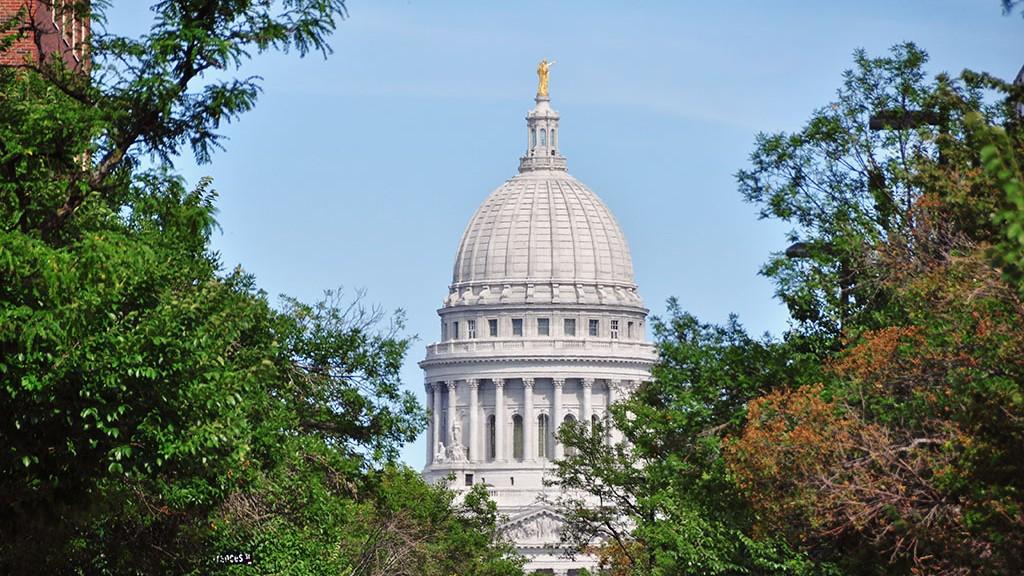 Le Capitole... l'immanquable de Madison