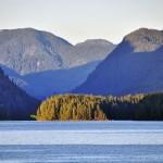 Coucher de soleil sur Toquaht Bay - BC, Canada