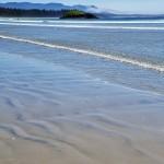 Incinerator Rock et le sable fin et blanc de Long Beach - West Coast Vancouver Island