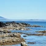 La côte à marrée basse - Ucluelet, BC Canada