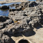 Une roche parfois lunaire - Botanical Beach, Canada
