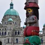 Mélange de cultures : inspiration européenne et indigène à Victoria