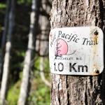 Départ du Wild Pacific Trail - Ucluelet, Canada