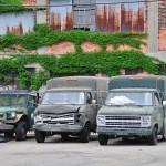 Anciennes Chevrolet qui ne quitteront plus ce parking - Detroit