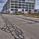 Piquette Street et la Body Plant 21 - Detroit