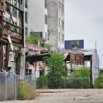 Autre vue de l'usine 21 de Fisher - Detroit