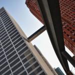 Le Detroit People Mover, un skytrain quasi inutile