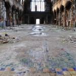 L'église St. Agnes / Martyrs of Uganda... vidée - Detroit