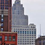 Penobscot building dans le Financial District - Detroit