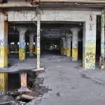 Intérieur de l'usine Fisher (carrossier de GMC) - Detroit