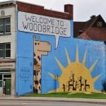 Bienvenue dans le quartier de WoodBridge - ouest Midtown de Detroit