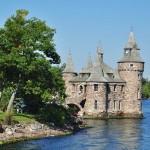 Château de Bold sur le fleuve Saint-Laurent - 1000 Îles